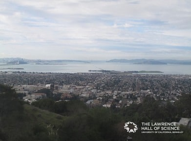 Lawrence Hall of Science Webcam